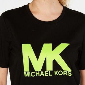 Black Michael Kors t shirt